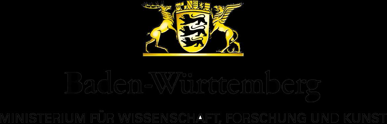 Logo des Ministeriums für Wissenschaft, Forschung und Kunst in Baden-Württemberg