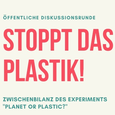 Planet or Plastic? - Ein Experiment