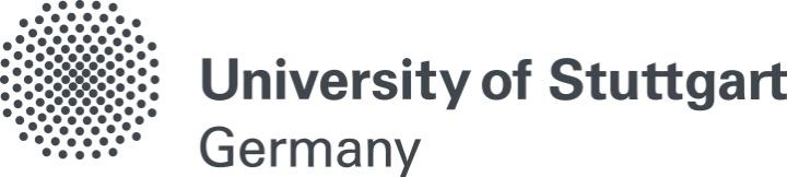 University of Stuttgart Logo