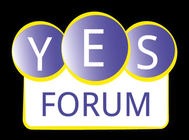 YES Forum Logo